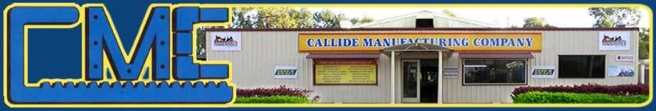Callide Manufacturing Company - for all your engineering needs