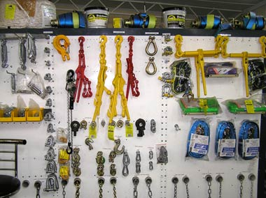 Beaver Chains and Tie Downs available from Callide Manufacturing Company Biloela
