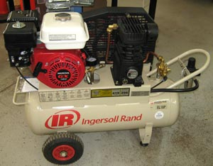 Ingersoll Rand Compressors available from Callide Manufacturing Company Biloela