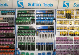 Sutton Tools available from Callide Manufacturing Company