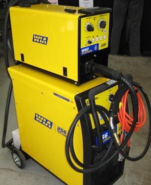 WIA - Welding Equipment available at Callide Manufacturing Company Biloela