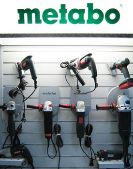 Metabo Tools available from Callide Manufacturing Company Biloela