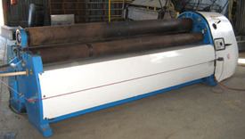 Plate Roller to 6 ml - Callide Manufacturing Company Biloela